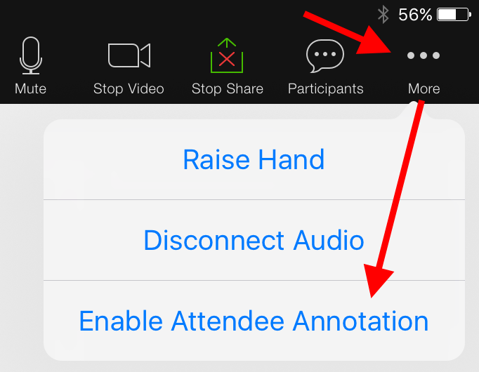 Re-enable attendee annotation